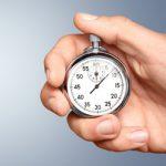 Wie Sie dezent die Zeit im Blick behalten!